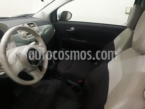 Fiat 500 Trendy usado (2015) color Verde precio $170,000