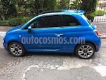 Fiat 500 Sport usado (2015) color Azul precio $145,000