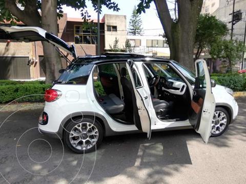 Fiat 500 Lounge Convertible usado (2015) color Blanco Perla precio $101,000