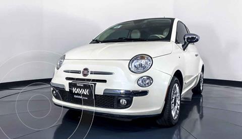 Fiat 500 Lounge Aut usado (2012) color Blanco precio $144,999