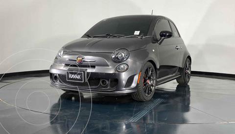 Fiat 500 Abarth Aut usado (2015) color Rojo precio $227,999
