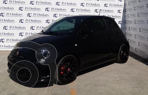 Fiat 500 Abarth usado (2019) color Negro precio $375,000