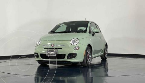 Fiat 500 Sport Aut usado (2013) color Verde precio $142,999