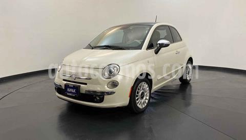 Fiat 500 Gucci usado (2013) color Blanco precio $159,999