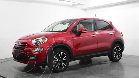 Fiat 500 Easy Aut usado (2016) color Rojo precio $230,000