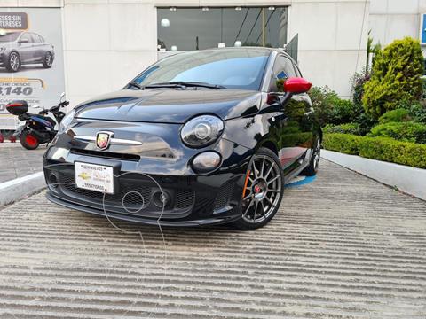 Fiat 500 Abarth usado (2017) color Negro precio $275,000