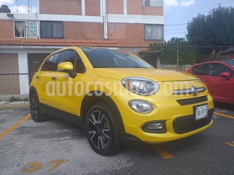 Fiat 500 Easy Aut usado (2016) color Amarillo precio $236,000