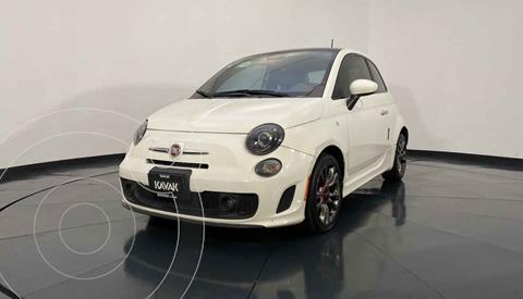 Fiat 500 Easy usado (2016) color Blanco precio $194,999