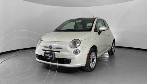 Fiat 500 Pop Aut usado (2013) color Blanco precio $134,999
