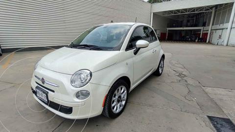 Fiat 500 Pop Aut usado (2016) color Blanco precio $199,000