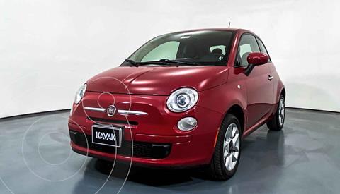 Fiat 500 Pop Aut usado (2016) color Rojo precio $184,999