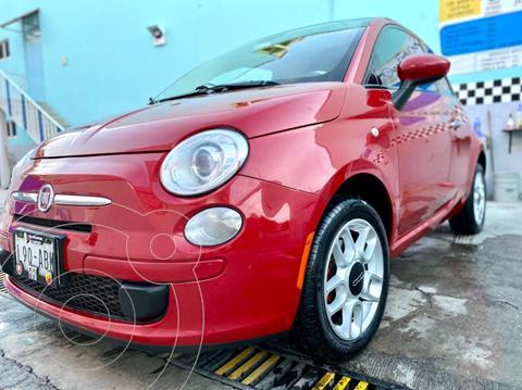 Fiat 500 Trendy usado (2015) color Rojo precio $143,000