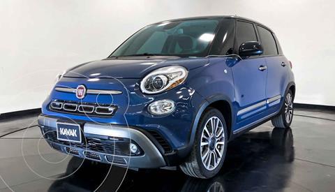 Fiat 500 Trendy Aut usado (2018) color Azul precio $372,999
