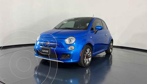 Fiat 500 Easy usado (2016) color Azul precio $169,999