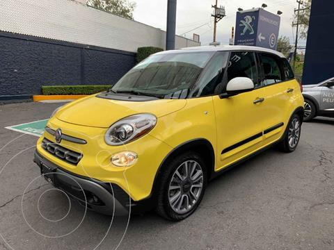 Fiat 500 Abarth Aut usado (2019) color Amarillo precio $368,900