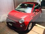 Foto venta Auto usado Fiat 500 Pop Aut (2012) color Rojo Perla precio $132,000