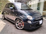 Foto venta Auto usado Fiat 500 Sport (2014) color Verde precio $155,000