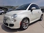 Foto venta Auto usado Fiat 500 Sporting (2016) color Blanco Perla precio $197,000