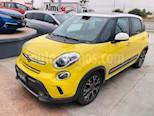 Foto venta Auto usado Fiat 500L 1.4L (2015) color Amarillo precio $251,000