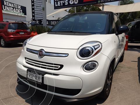 Fiat 500L Easy usado (2016) color Blanco precio $230,000