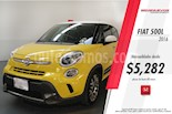 Foto venta Auto usado Fiat 500L Trekking color Amarillo precio $324,900