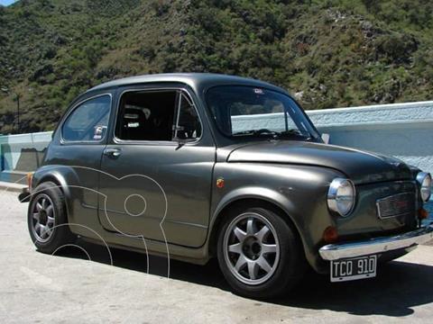 FIAT 600 R usado (1971) color Gris Oscuro precio $420.000
