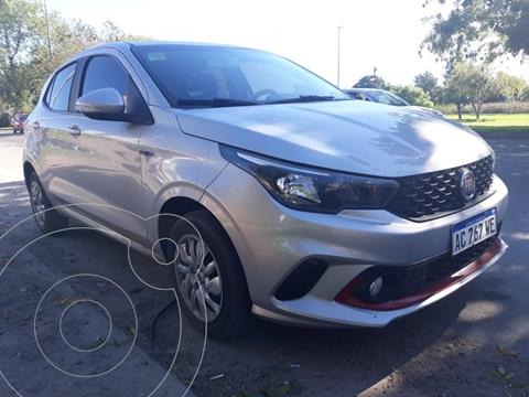 FIAT Argo 1.3 Drive usado (2018) color Gris Scandium financiado en cuotas(anticipo $670.000)