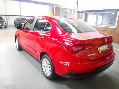 FIAT Cronos 1.3 DRIVE FIREFLY usado (2018) color Rojo precio $1.490.000