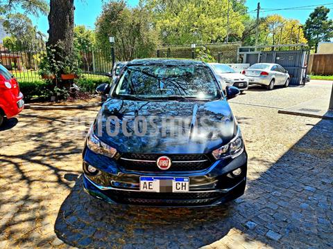 FIAT Cronos 1.3L Drive  usado (2020) color Negro Vulcano precio $1.120.000
