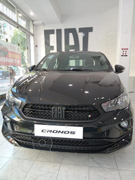 FIAT Cronos 1.3L S-Design nuevo color Negro Vesubio financiado en cuotas(anticipo $580.000 cuotas desde $22.000)