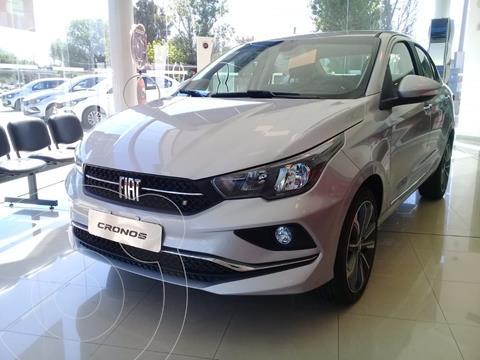 FIAT Cronos 1.8L Precision nuevo color Plata Bari precio $2.385.000