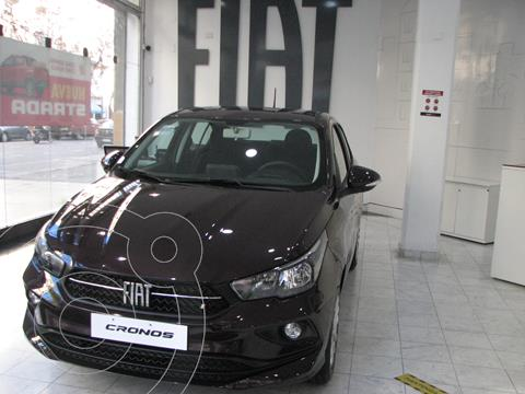 FIAT Cronos 1.3L Drive Pack Conectividad nuevo color Negro Vesubio financiado en cuotas(anticipo $500.000 cuotas desde $25.000)