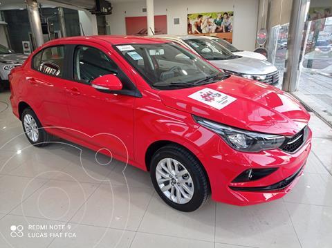 FIAT Cronos 1.3L Drive  nuevo color Rojo financiado en cuotas(anticipo $189.900 cuotas desde $16.500)