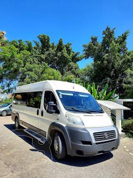 Fiat Ducato Cargo Van 2.3L 15 Ventana usado (2014) color Blanco precio $349,000