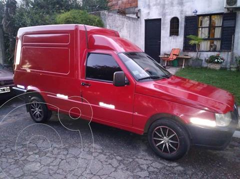 FIAT Fiorino Fire usado (2007) color Rojo financiado en cuotas(anticipo $280.000)