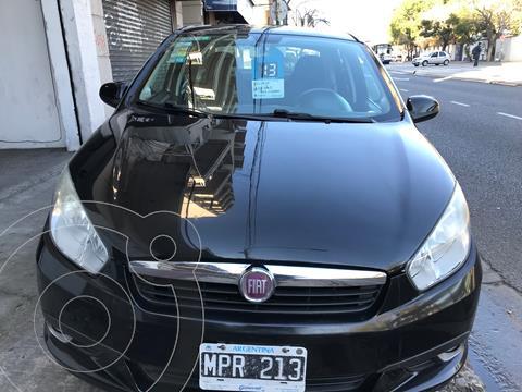 FIAT Grand Siena 1.4 Attractive L/14 usado (2013) color Negro precio $890.000