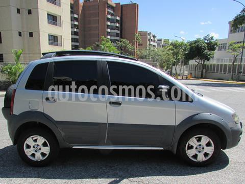 Fiat Idea Adventure 1.8L usado (2008) color Plata Bari precio BoF3.300