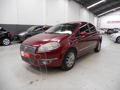 FIAT Linea Essence 1.9 usado (2010) color Bordo precio $711.400