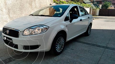 FIAT Linea 1.4L Active usado (2013) color Blanco precio $6.790.000