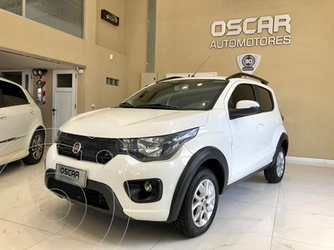 FIAT Mobi Way usado (2017) color Blanco Banchisa precio $1.029.000