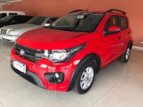 FIAT Mobi Way usado (2017) color Rojo precio $1.050.000