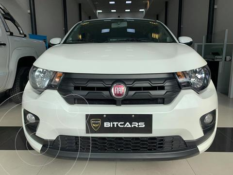 FIAT Mobi Easy usado (2017) color Blanco precio $1.080.000