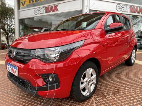 FIAT Mobi Easy usado (2016) color Rojo financiado en cuotas(anticipo $740.000)