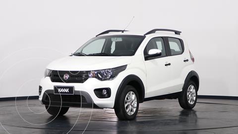 FIAT Mobi Way usado (2018) color Blanco precio $1.440.000