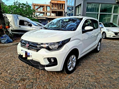 FIAT Mobi Easy Pack Top usado (2018) color Blanco Alaska financiado en cuotas(anticipo $780.000)