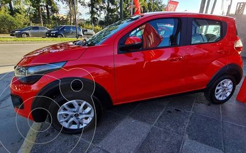 FIAT Mobi Like nuevo color Rojo precio $2.100.000