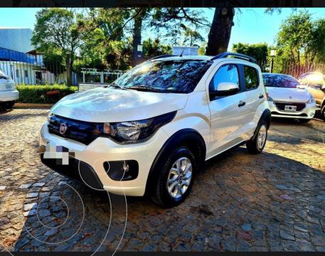 FIAT Mobi Way usado (2019) color Blanco precio $1.800.000