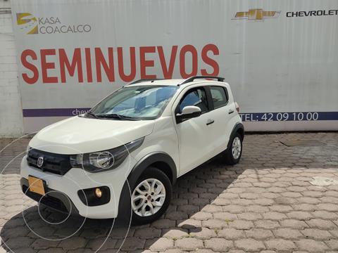 Fiat Mobi Way usado (2018) color Blanco precio $185,000