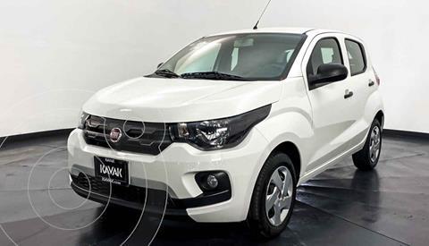 Fiat Mobi Easy usado (2017) color Blanco precio $129,999