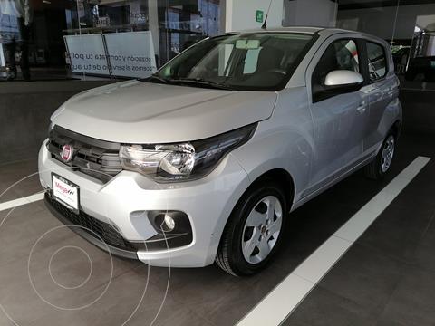Fiat Mobi Like usado (2019) color Plata precio $178,000